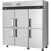 M3 Series - Half Solid Door Freezer - 6 Door