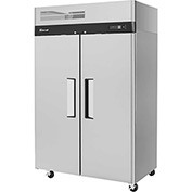 Turbo Air M3R47-2 Solid Door Refrigerator 47 Cu. Ft. Steel