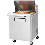 "M3 Series - Mega Top Sandwich/Salad Table 27-1/2""W - 1 Door"