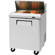 "M3 Series - Sandwich/Salad Table 27-1/2""W - 1 Door"