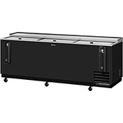 "Bottle Cooler 95""W Black"