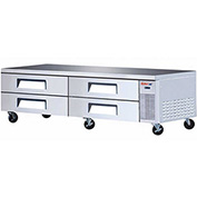 "Super Deluxe Series - Chef Base 96""W - 4 Drawers"