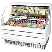 "50"" Open Display Merchandiser - Low Profile"