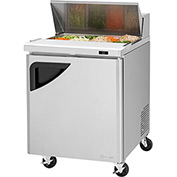 "Super Deluxe Series - Sandwich/Salad Table 27-1/2""W - 1 Door"