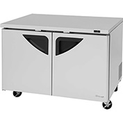 "Super Deluxe Series - Undercounter Freezer 48-2/9""W - 2 Door"