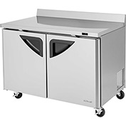 "Super Deluxe Series - Worktop Freezer 48-2/9""W - 2 Door"