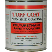 Tuff Coat 1 Gallon Medium Blue, Non-Skid Coating - UT-100AQ