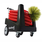Rotobrush aiR+ Air Duct Cleaning Machine, Silver Package