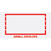 "Airbill Envelope - Red Border - 5-1/2"" x 10"" 1000 Pack"