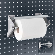 """Bott 14022038.16V Paper Roll Holder With Cutter For Perfo Panels, 12"""" Wide"""