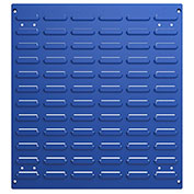 "Bott 14025147.11 Steel Toolboard, Vertical Louvered Panel, 18""W X 20""H"