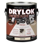 DRYLOK® Concrete Floor Paint Sandstone Gallon