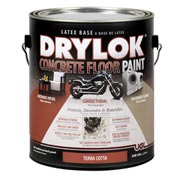 DRYLOK® Concrete Floor Paint Terra Cotta Gallon