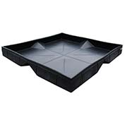UltraTech Ultra-Transformer Tray® 09603 - 48 x 48 - 50 Gallon Capacity