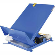 Vestil Unitilt Single Scissor Lift & Tilt Table UNI-2448-4 4000 Lb. Capacity