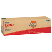 WypAll L30 Wipers, 9-4/5 x 16-2/5, 120/Box, 6 Boxes/Carton - 05816