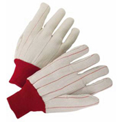 1000 Series Canvas Gloves, Anchor 1011070, Large, 12 Pairs