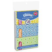 Kleenex® Facial Tissue Pocket Packs, 3-Ply, 36 Packs/Carton - 11976