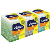 Kleenex® Boutique Anti-Viral Tissue, 3-Ply, Pop-Up Box, 68/Box, 3 Boxes/Pack - 21286