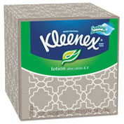 Kleenex® Lotion Facial Tissue, 3-Ply, 75 Sheets/Box - 25829