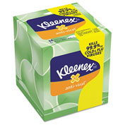 Kleenex® Anti-Viral Facial Tissue, 3-Ply, 68 Sheets/Box - 25836