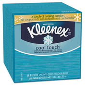 Kleenex® Cool Touch Facial Tissue, 2-Ply, 50 Sheets Per Box, 27/Carton - 29388