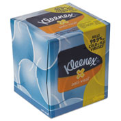 Kleenex® Anti-Viral Facial Tissue, 3-Ply, 68 Sheets/Box, 27 Boxes/Carton - 37303CT