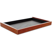 "Alera ALEVA312414MC Valencia Series Center Drawer, 24-1/2""W x 15""D x 2""H, Medium Cherry"
