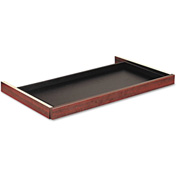 "Alera ALEVA312814MY Valencia Series Center Drawer, 31""W x 15""D x 2""H, Mahogany"
