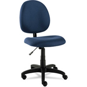 Alera® Swivel Task Chair - Fabric  - Blue - Essentia Series