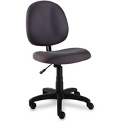 Alera® Swivel Task Chair - Fabric  - Gray - Essentia Series