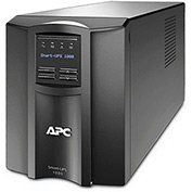 APC® SMT1000 Smart-UPS LCD Backup System, 8 Outlets, 1000VA, 459 Joules