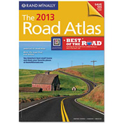 Rand McNally Road Atlas, North America+Puerto Rico, Soft Cover