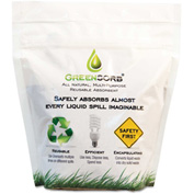 GreenSorb™ Eco-Friendly Sorbent, 1 lb. Resealable Pouch, 1 Each