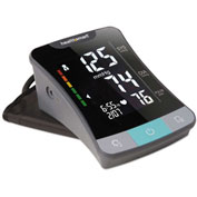 HealthSmart® Premium Series Upper Arm Digital Blood Pressure Monitor, Adult, Black