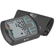 MABIS® Touch Key Ultra Digital Arm Blood Pressure Monitor with Adult and Large Adult Cuffs