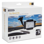 Case Logic® Universal Car Mount Kit, Black