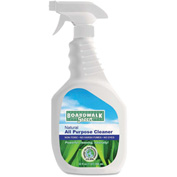 Boardwalk® Natural All Purpose Cleaner Unscented, 32oz Trigger Bottle 12/Case - BWK37112
