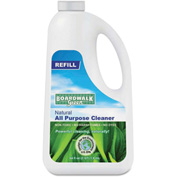 Boardwalk® Natural All Purpose Cleaner Unscented, 64oz Bottle 6/Case - BWK3726