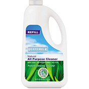 Boardwalk® Natural All Purpose Cleaner Unscented, 64oz Bottle 1/Case - BWK3726EA