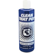 Clean That Pot® CCH1001 - Coffee Bowl Cleaner, 12 Oz. Bottle