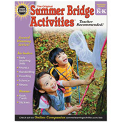 Carson-Dellosa Publishing Summer Bridge Activities, Grades PK-K