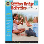 Carson-Dellosa Publishing Summer Bridge Activities, Grades 2-3