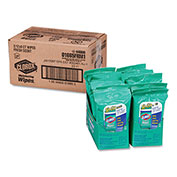 Clorox® Disinfecting Wipes To Go Fresh Scent, 9 Wipes/Pack 24/Case - CLO01665