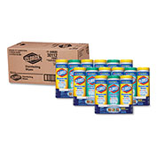 Clorox® Disinfecting Wipes Value Pack Fresh/Citrus, 105 Wipes/3-Pack 5/Case - CLO30112CT