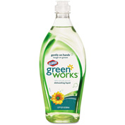 Green Works® Dishwashing Liquid Original, 22oz Bottle 12/Case - CLO30168CT