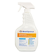 Clorox® Broad Spectrum Quaternary Disinfectant Cleaner, 32oz Trigger Bottle 9/Case - CLO30649