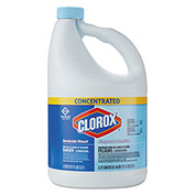 Clorox® Concentrated Germicidal Bleach, 121oz Bottle 1/Case - CLO30966EA
