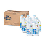 Clorox® Concentrated Germicidal Bleach, 64oz Bottle 8/Case - CLO31009CT