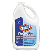 Clorox® Clean-Up Disinfectant Cleaner w/Bleach Fresh, Gallon Refill Bottle 1/Case - CLO35420EA
